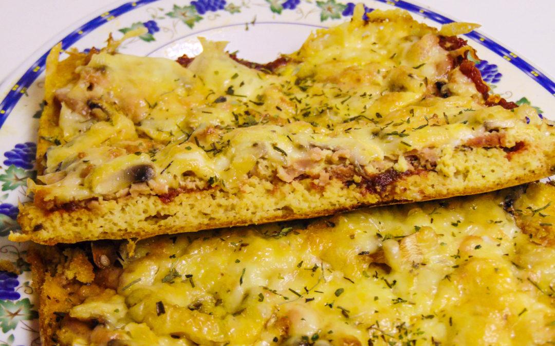 Savršena Keto Pizza