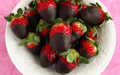 Čokoladne jagode