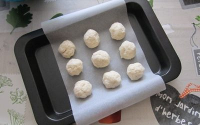 Keto kokos kuglice