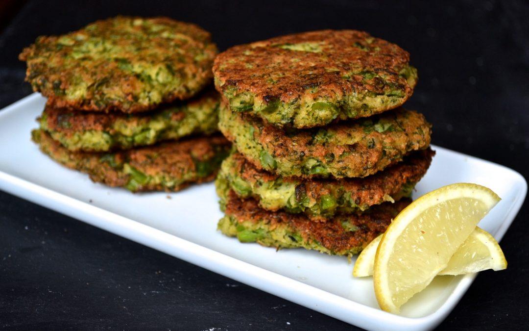Preukusni keto uštipci sa čedarom i brokolijem