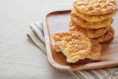 Upsi hleb (oupsie cloud bread)