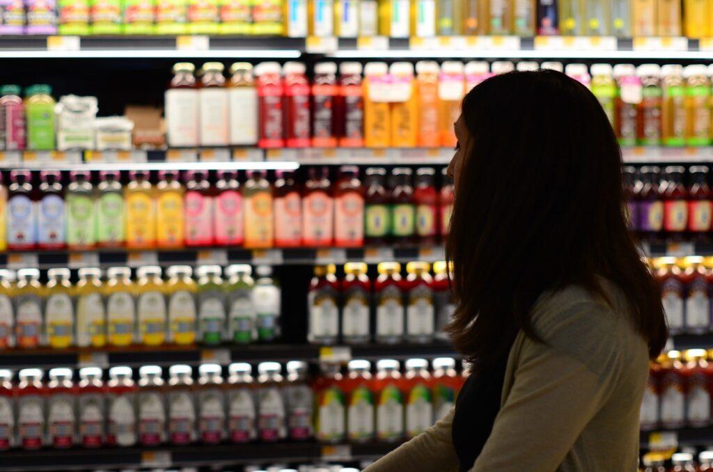 kupovina namirnica